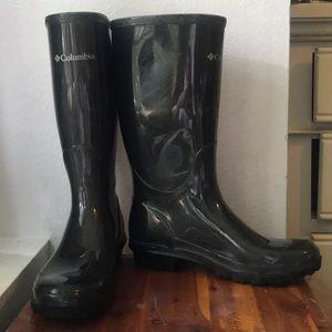 Columbia rain/snow boots